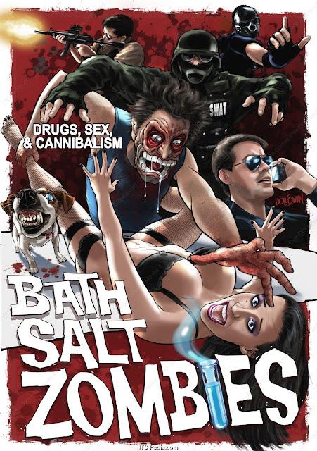 Bath Salt Zombies (2013) 720p WEBRip x264 AC3 - FooKaS