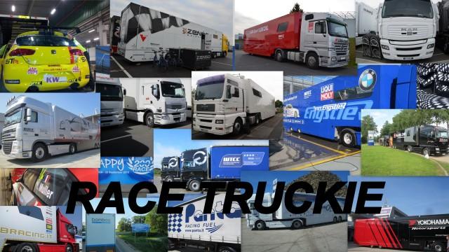 RACE TRUCKIE