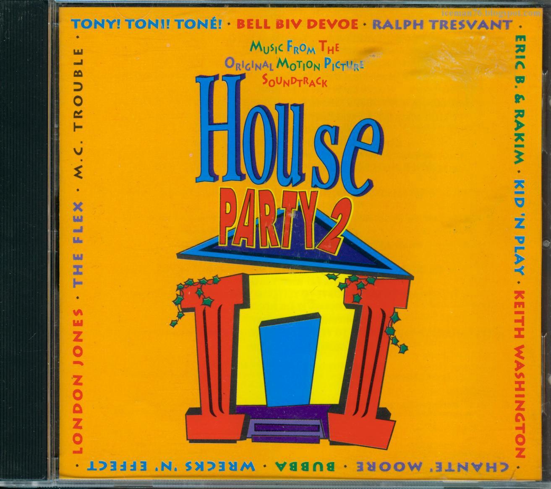 G.O.D Good Ol Dayz: House Party 2 Soundtrack