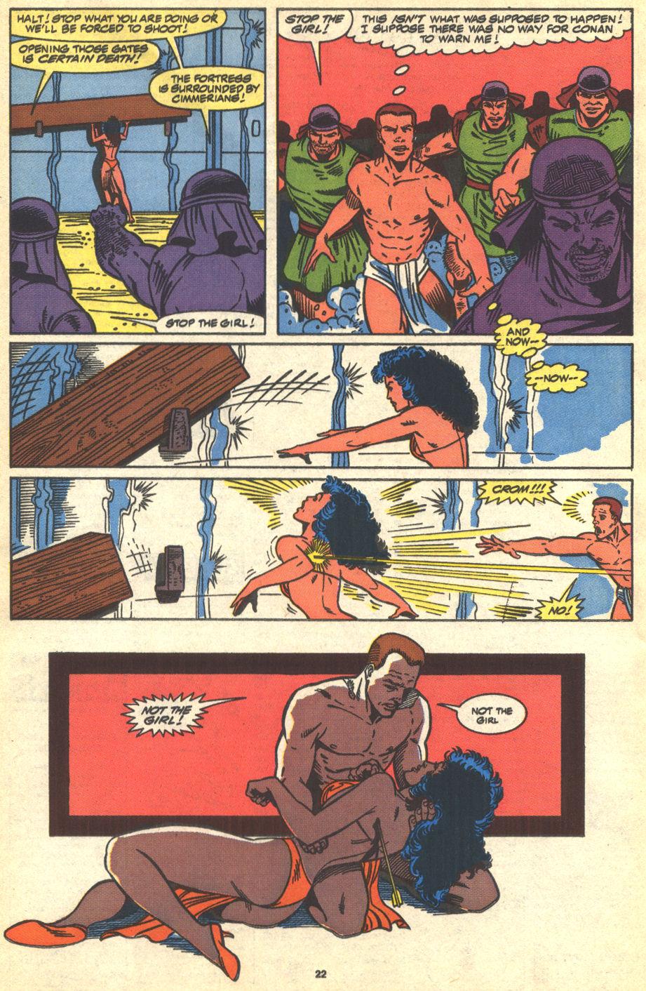 Conan the Barbarian (1970) Issue #235 #247 - English 17