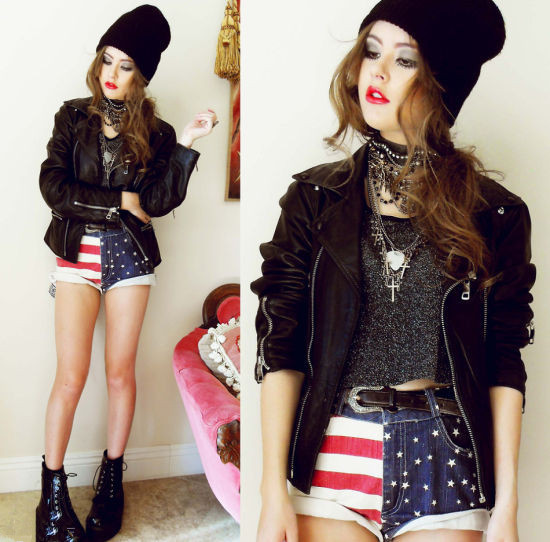 cool punk style clothing