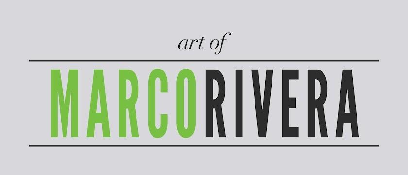 Art of Marco Rivera