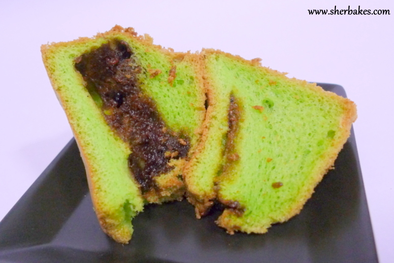 Collapsed Cake Layer