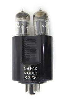 Amplificador Operacional válvula