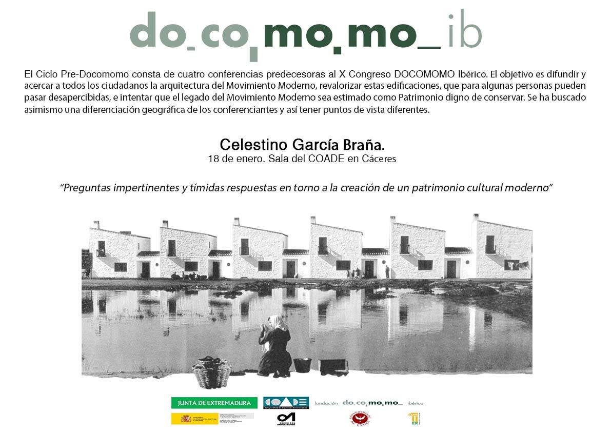 CLAUSURA DEL CONGRESO DOCOMOMO IBÉRICO