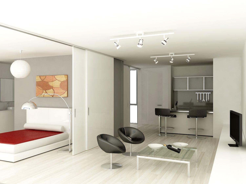 Nuevo proyecto de arquitectura por atv casa minimalista for Proyectos minimalistas