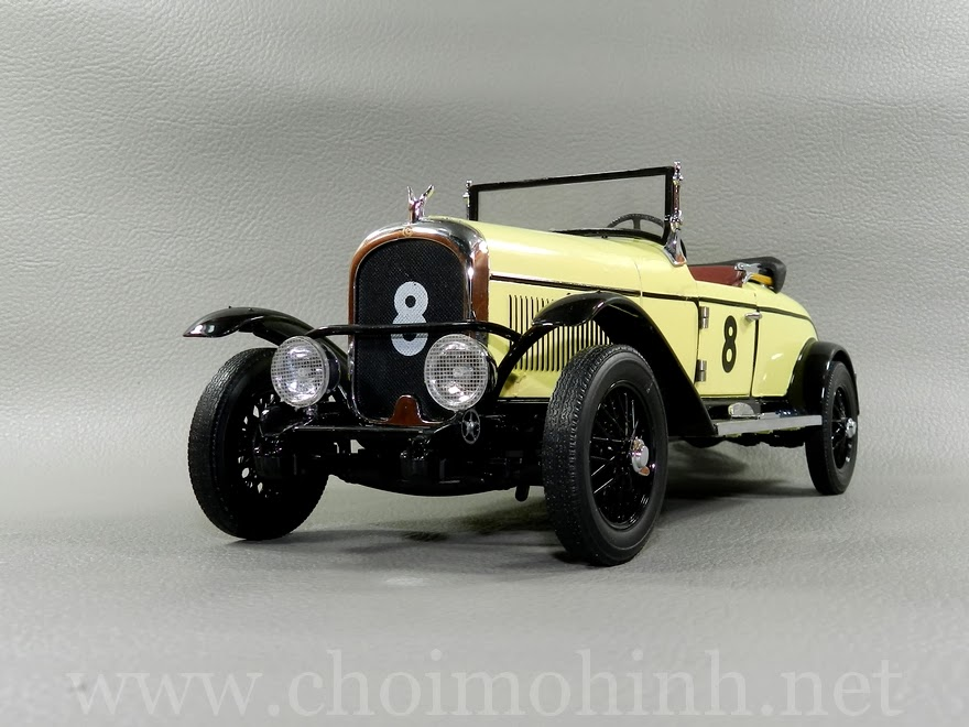 Chrysler Model 72 Le Mans1928 1:18 Signature
