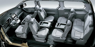 Hyundai H1 Starex 7 Large
