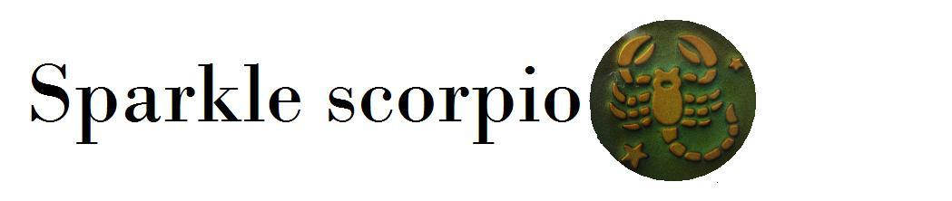 SparkleScorpio