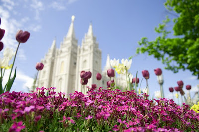 salt lake temple picture