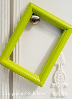 light switch frame
