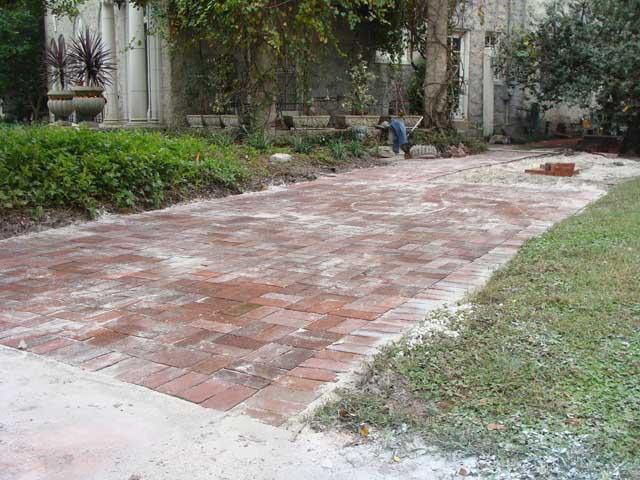 Brick Driveway Image Brick Driveway Designs