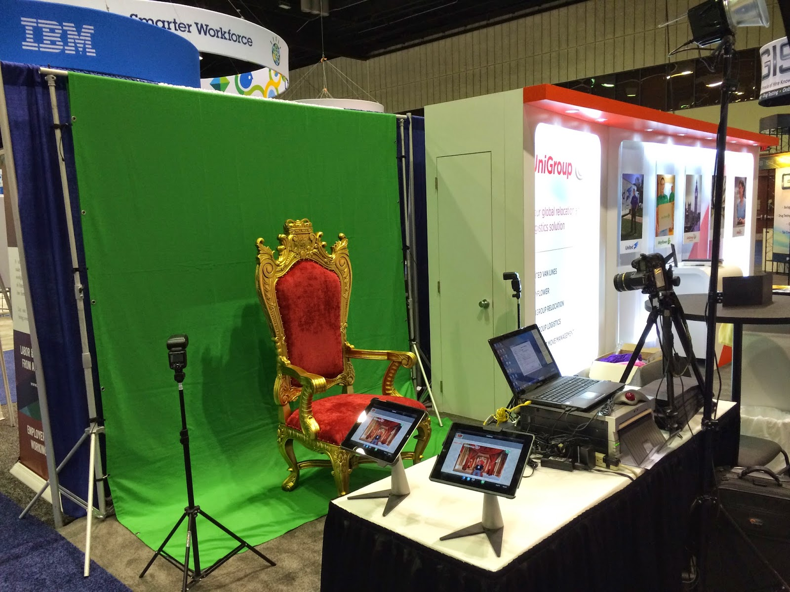 Orlando Green Screen Photography & instant Photo Booth