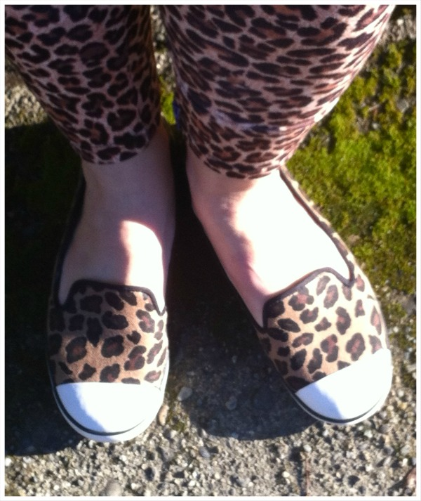 Street Feet: Leaping Leopard