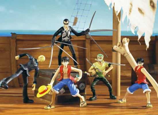 Action Figures Tokoh Kartun