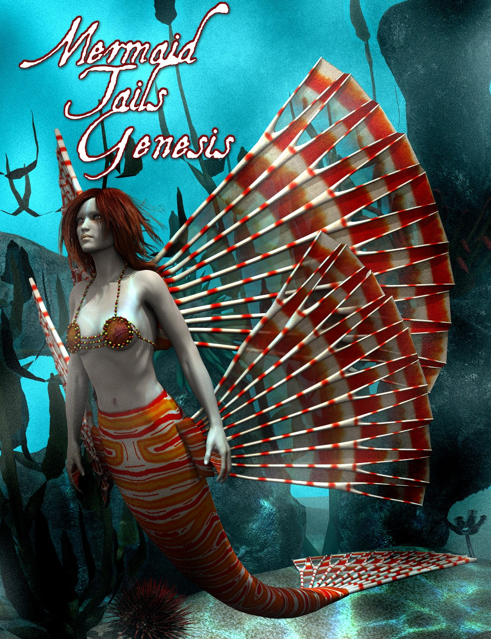 Daz3d poser creature related packet