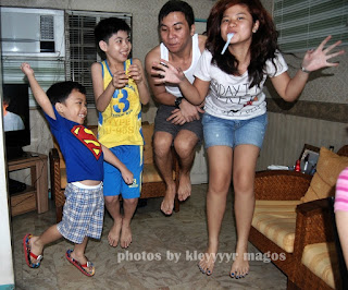 Kiko, Clarence, Awesomedanlourd, ChinitaEyea on Year-ender... Jump Shots by KLEYYYYR
