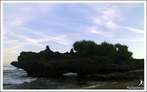 pantai gunung kidul
