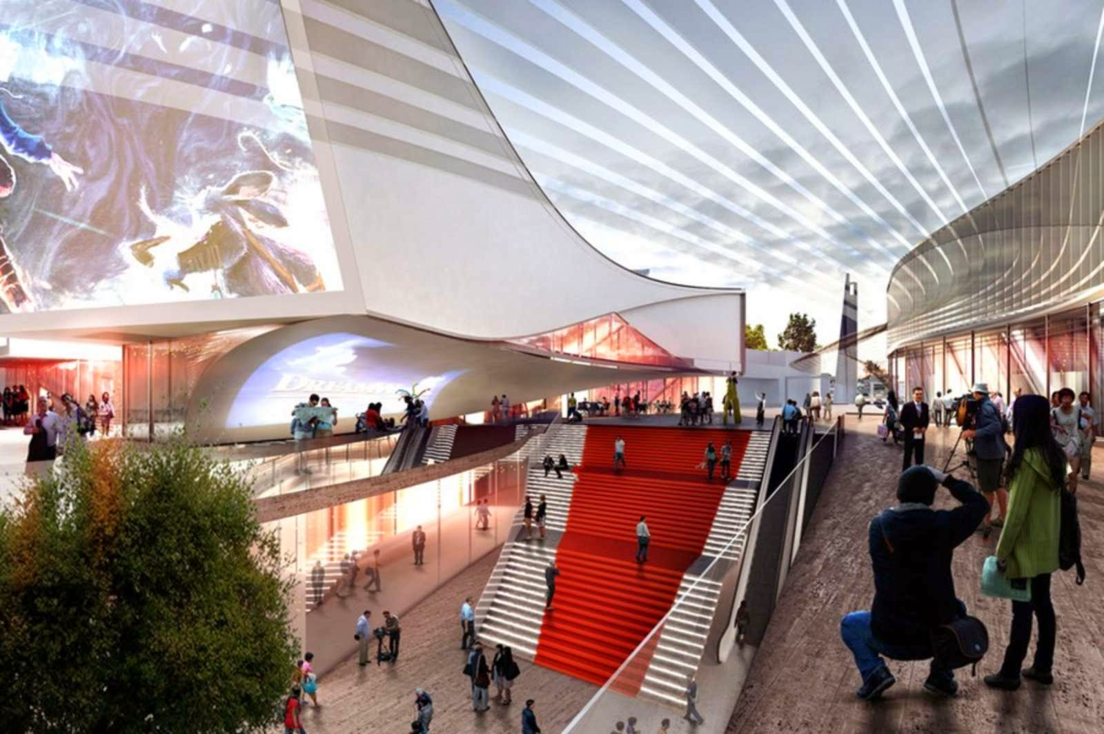 05-IMAX Theatre porciones 3XN-arquitectos