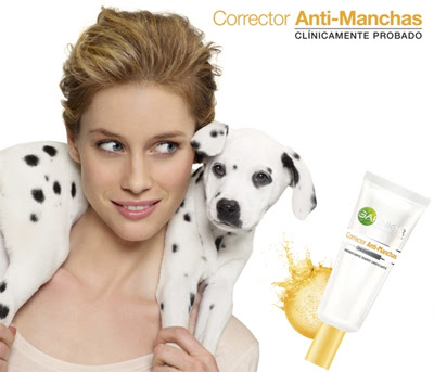 corrector AntiManchas