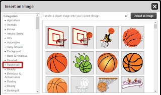 Basketball Clip Art Images