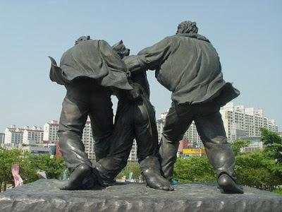 ประวัติศาสตร์ประเทศเกาหลีใต้