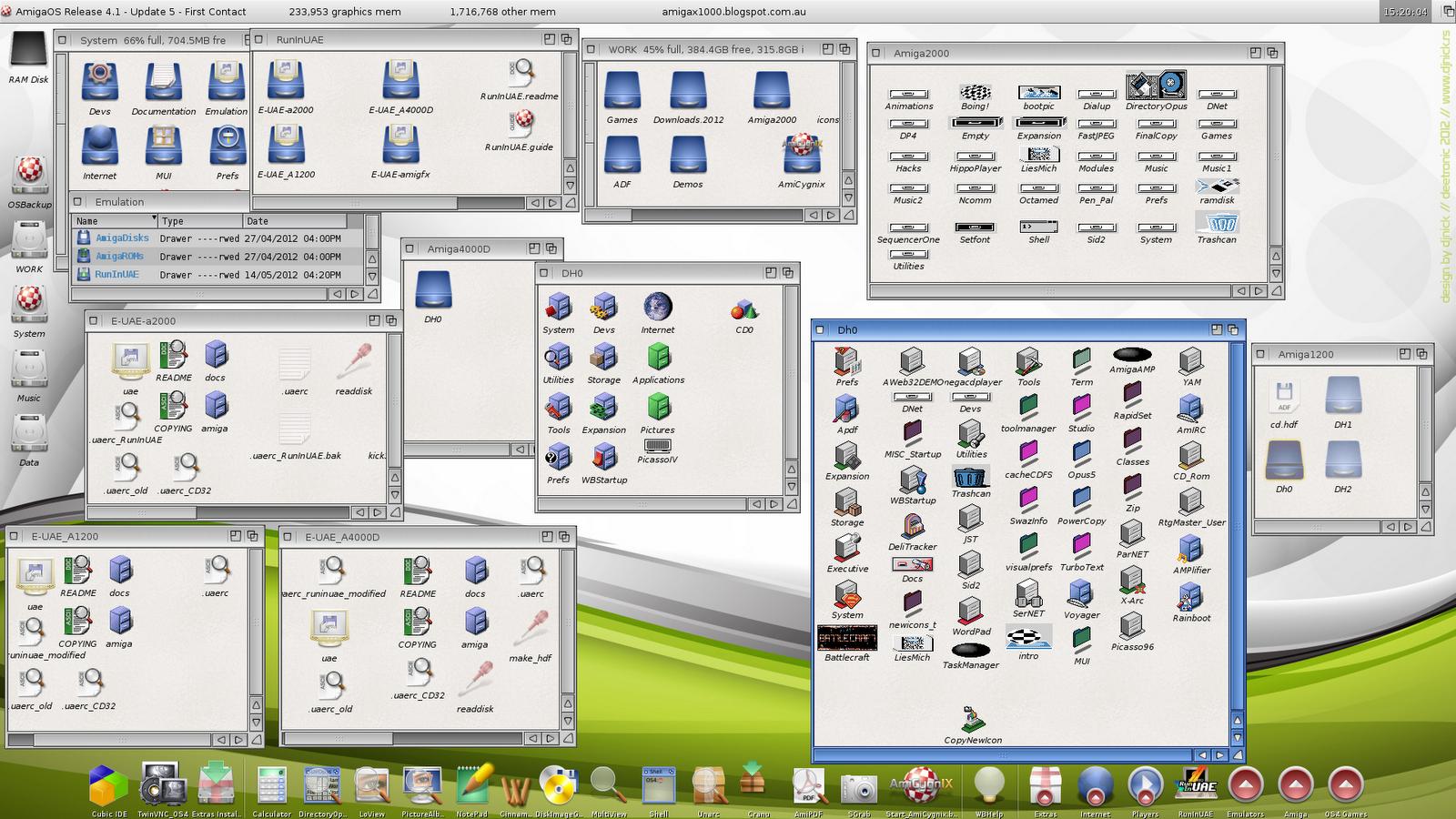 Amiga Workbench 3 1 Adf Software