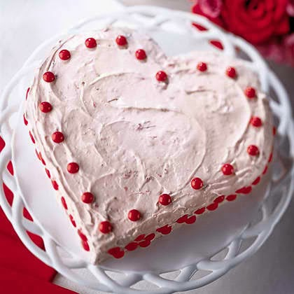 Crazy foods valentine cakes ideas for Valentine cake recipes with pictures