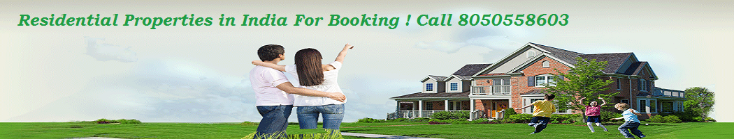 Residential Properties in India - New Launch Property in Bangalore | Pune | Mumbai