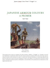 Japanese Armour Colours - A Primer