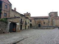Col·legiata de Santa Juliana. Santillana del Mar