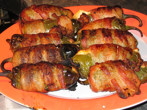 ... Cajun Heartland State Fair + Cajun Grilled Chicken Jalapeno Poppers