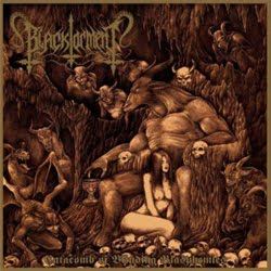 "Black Torment - ""Catacomb of Blinding Blasphemies"""