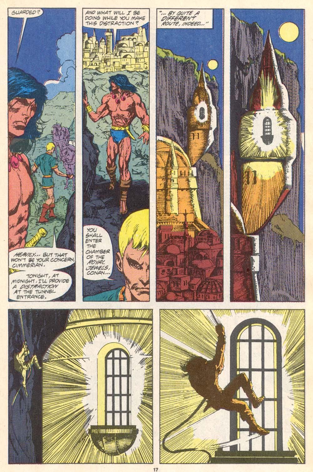 Conan the Barbarian (1970) Issue #226 #238 - English 14