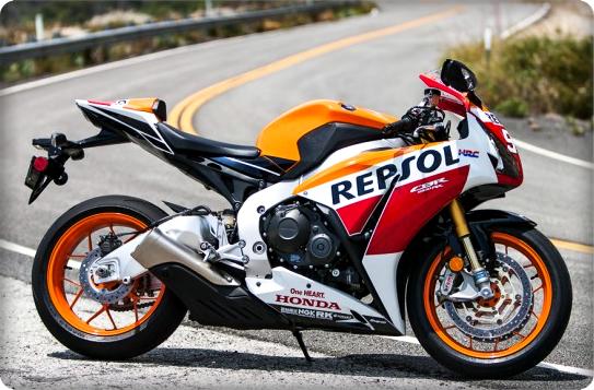 Honda CBR 1000RR Fireblade SP