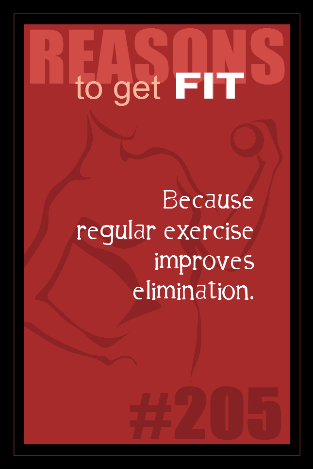 365 Reasons to Get Fit #205