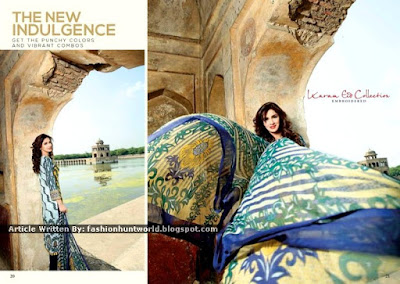 Karam Eid Collection 2015 By Jubilee Textile