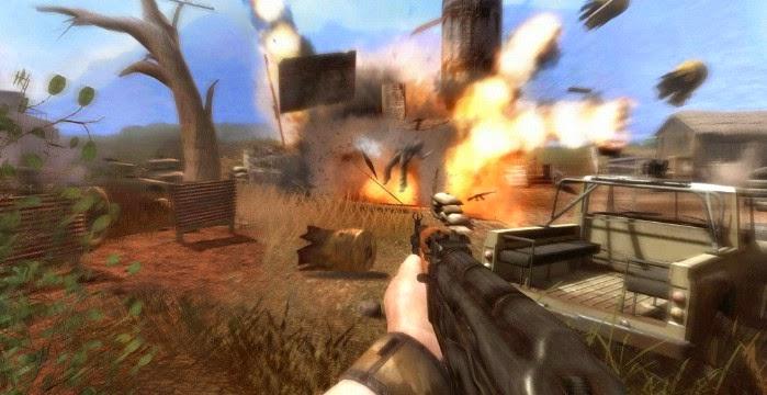 Far Cry 2  Full Torrent İndir