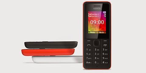 Harga Dan Spesifikasi HP Nokia 107 Terbaru 2014