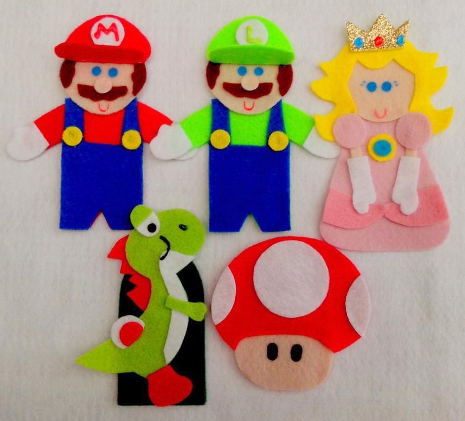 Dedoche Super Mario Bros