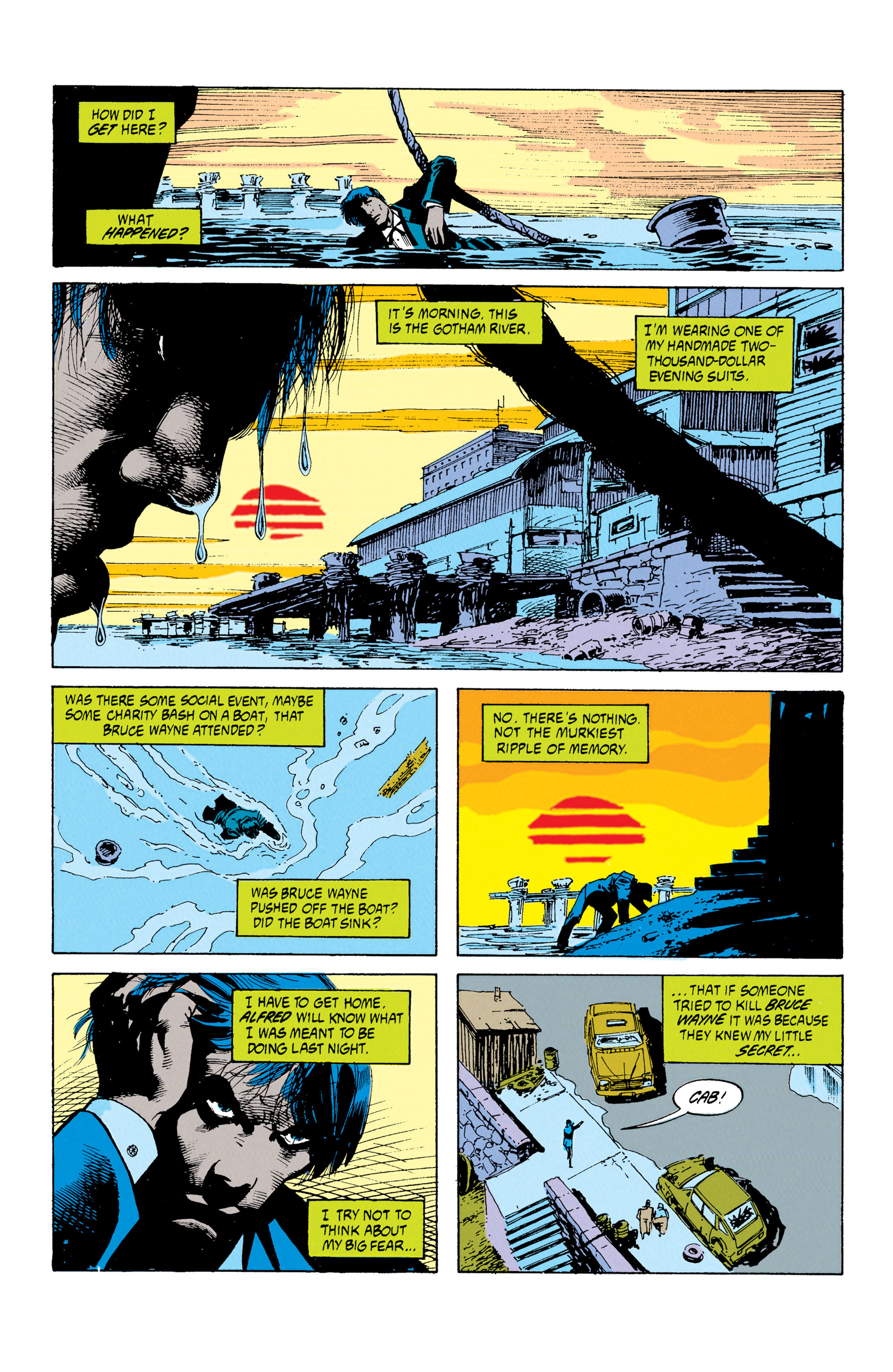 Detective Comics (1937) Issue #633 Page 3