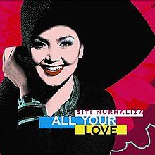 Album Bahasa Inggeris Siti Nurhaliza
