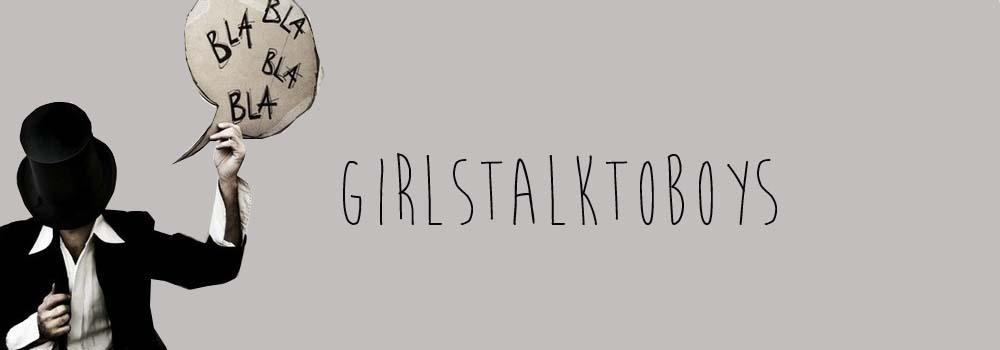 GIRLSTALKTOBOYS