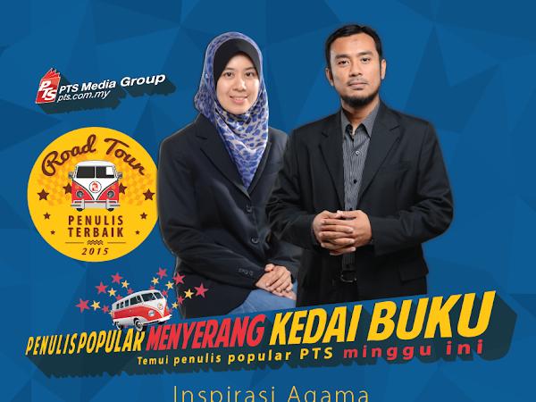 Jom ikut jelajah PTS ke Kedah