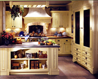 french kitchen design wooden cabinets