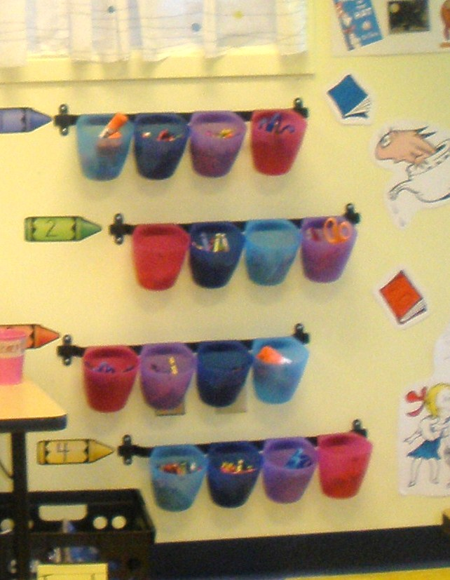 Classroom Organization Ideas Kindergarten : Kindergarten kel organization idea
