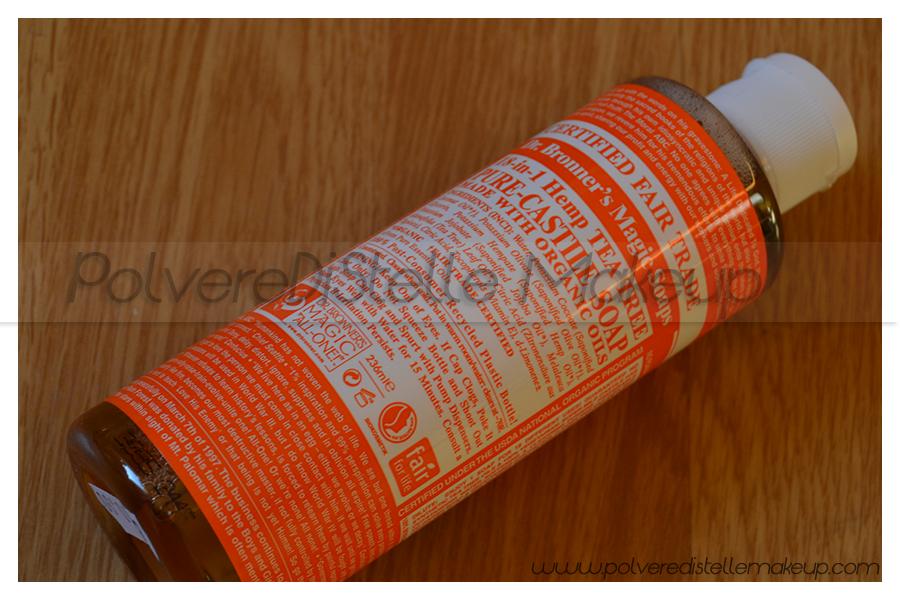 Soluzione per permanganato di potassio a eczema