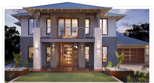 modern beautiful homes designs exterior views - Modern Homes Exterior