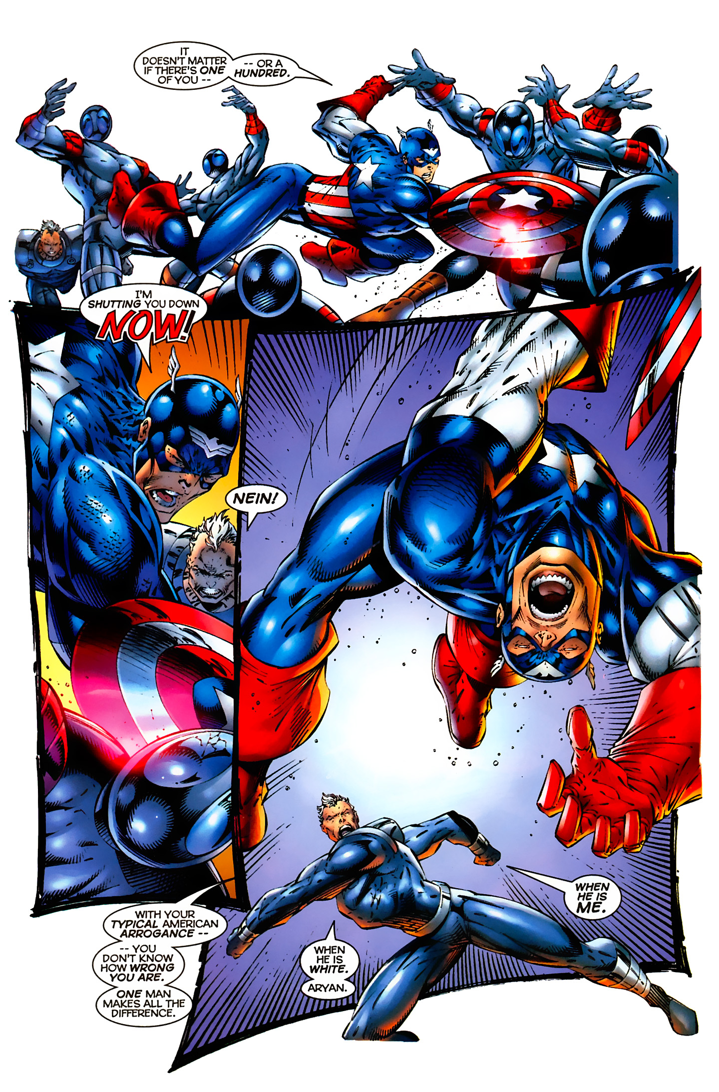 Captain America (1996) Issue #5 #5 - English 7
