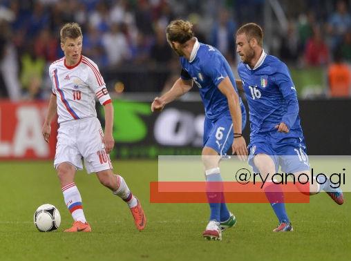 Prediksi Rusia vs Ceko 9 Juni 2012